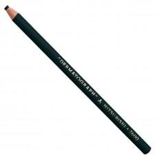 Lápis Dermatográfico 7600 Mitsubishi Preto