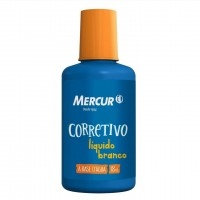 Corretivo Liquido Mercur 18 ml