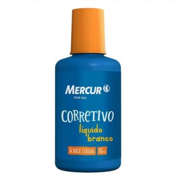 Corretivo Liquido Mercur 18 ml