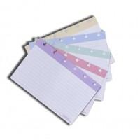 Ficha Pautada 4x6 Caderno Inteligente C/50f Flashcards