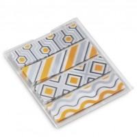 Marcador de Pagina Adesivo Flags Decor 405 45x12mm Maxprint C/80