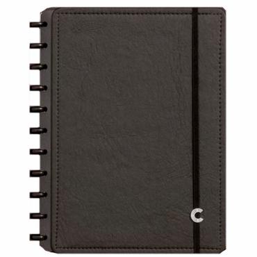 Caderno Inteligente Grande Black Ecologico