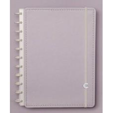 Caderno Inteligente Grande Lilás Pastel