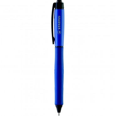 Caneta Stabilo Gel Palette 0.7 mm Azul Escuro 268/1-50