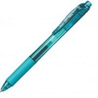 Caneta Pentel Energel Retratil 0.5 Azul Turquesa BLN105-S3