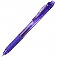 Caneta Pentel Energel Retratil 0.5 Violeta BLN105-V
