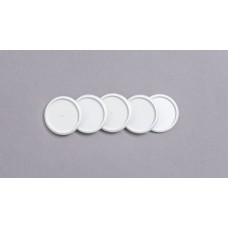Disco Grande Branco 31mm + Elastico Clapper Caderno Inteligente CI312001