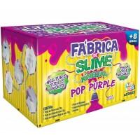 Fábrica Kimeleka Smile Pop Purple Acrilex