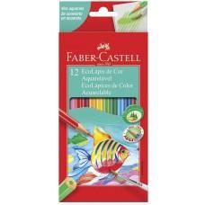 Lapis de Cor Faber Castell Aquarelavel C/12 120212G