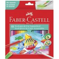 Lapis de Cor Faber Castell Aquarelavel C/48 120248G