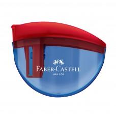 Apontador c/ Deposito Faber Castell Aquarius 1