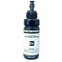 Refil de Tinta Bulk Ink HP Black 100 ml Masterprint
