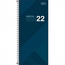 Agenda Tilibra Espiral Comercial Ideale 2022