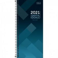 Agenda Tilibra Espiral Comercial Ideale 202