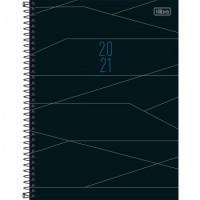 Agenda Tilibra Espiral de Mesa Spot 2021