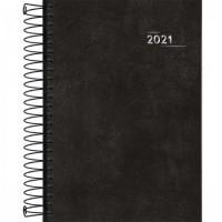 Agenda Tilibra Espiral Diária Napoli 2021