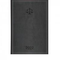 Agenda Executiva Advogado Preta Tilibra 2022