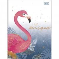 Caderno Brochura Capa Dura Universitário Aloha 80F A