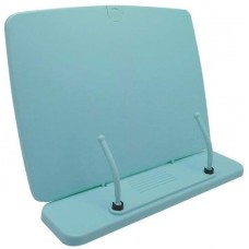 Apoio Para Leitura e Tablet Copy Holder YES Azul 46112CAZ