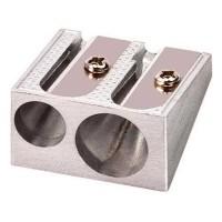 Apontador Compactor Metal Duplo