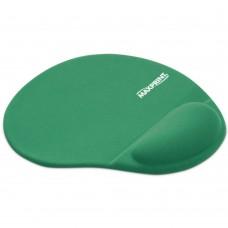 Mouse Pad com Apoio de Punho em Gel Maxprint Verde