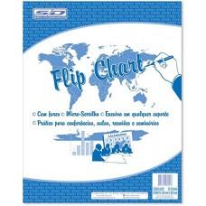 Bloco Flip Chart C/50 Folhas 630x800