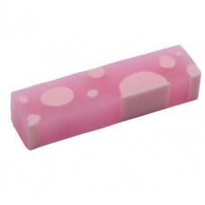 Borracha Cis Spot Color Rosa