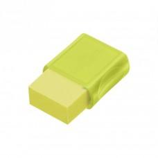 Borracha Faber Castell Fc Max Pequena Neon Amarelo 7024FLVN