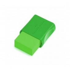 Borracha Faber Castell Fc Max Pequena Neon Verde 7024FLVN
