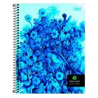 Caderno Universitário Capa Dura 10 Matérias 160 Folhas Rodrigo Mendes B