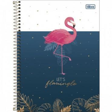 Caderno Universitário Capa Dura 12 Matérias 192 Folhas Aloha C
