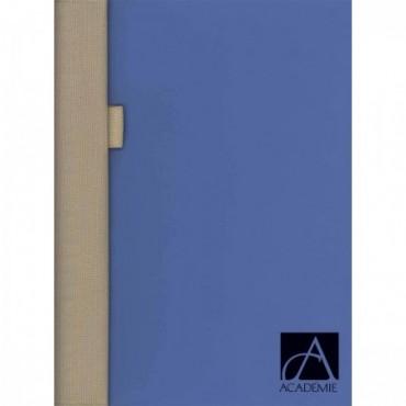 Caderno Sketchbook Espiral Capa Plástica M Académie 70F