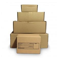 Embalagem Caixa de Papelão Kraft Correios/E-Commerce 19x14x10