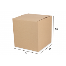 Caixa de Papelão 30x30x30