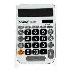 Calculadora de Mesa Kadio C/12 Dígitos KD-3867B
