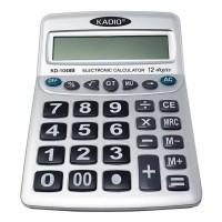 Calculadora de Mesa Kadio C/12 Dígitos KD-1048B