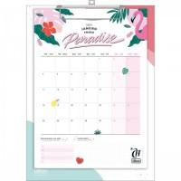 Calendário Planner Prancheta Capricho 2021 A