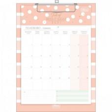 Calendário Planner Prancheta Soho 2021 C