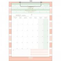 Calendário Planner Prancheta Soho 2021 D
