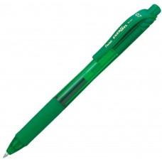 Caneta Pentel Energel Retratil 0.7 Verde BL107-DN