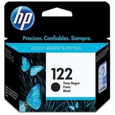 Cartucho HP 122 Preto Original CH561HB Para HP DeskJet 1000, 2050, 3050, 2000