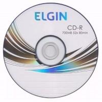 Mídia CD Elgin - SEM CAIXA