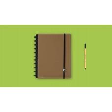Caderno Inteligente Peq A5 Caramel