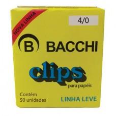 Clips 4/0 Bacchi