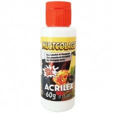 Multcolage 60g Cola Gel Acrilex