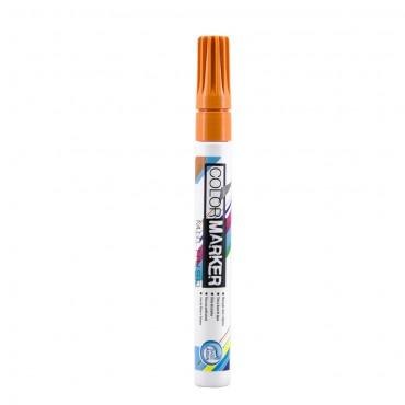 Marcador Color Marker Multiuso Acrilex- Laranja