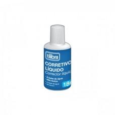 Corretivo Liquido Tilibra 18 ml
