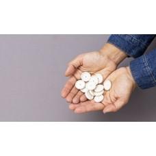 Disco Grande Branco 31mm + Elastico Clapper Caderno Inteligente