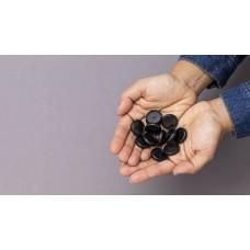 Disco Grande Preto 31mm + Elastico Clapper Caderno Inteligente