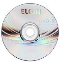 Mídia DVD Elgin - SEM CAIXA